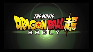 "DRAGON BALL SUPER: BROLY - MAIN THEME ""Blizzard - Daichi Miura"" MV Movie Edition"