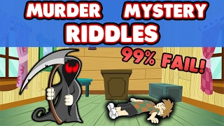 TOP 3 UNSOLVED CRIME & MURDER MYSTERY POPULAR RIDDLES - 99% FAIL
