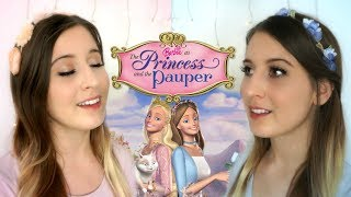Barbie As The Princess And The Pauper Full Movie In Hindi Part 1 - coloring pages for kids