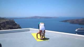 Shiva Rea Yoga in Greece