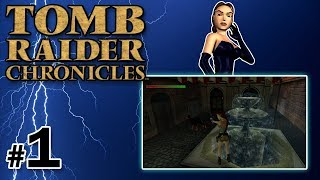 """Let's Play: Tomb Raider V: Chronicles odc. 1 - Streets of Rome [1/2] - """"Na tyłach opery"""""""