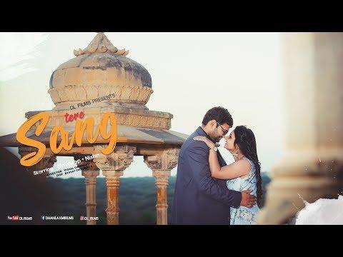Valentine's special 2019 | Pre wedding video song | Navdeep & Nisha | Surat | DL Films