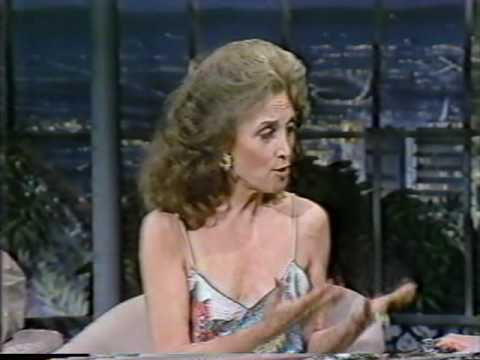 David Brenner hosts The Tonight Show with guest Helen Gurley Brown