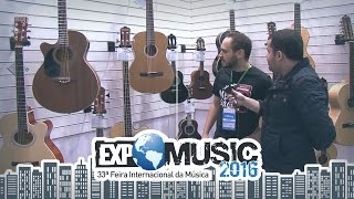 Violões Giannini | Expomusic 2016