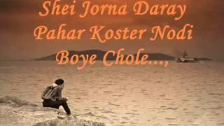 Tumi Janle Na James With Lyrics