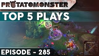 League of Legends Top 5 Plays Week 285