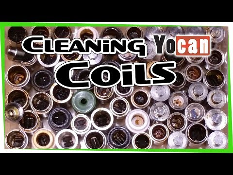 Yocan • How-to Clean • Evolve • Quartz Dual Coils | STONEReview 34