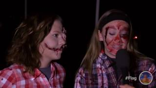 Get ready for a startle. The fifth annual Viola's Haunted Garden is bigger, better and scarier than ever. Chainsaws, bloodied barbers, dismembered children and a vicious jail-keep, this garden keeps you guessing. Bring a change of pants.