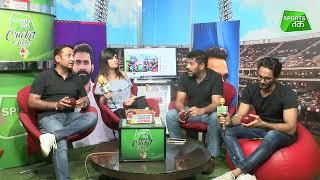 LIVE: Karthik का One-Man Show, कप्तानी पारी खेलकर Rajasthan के सामने रखा 176 रनों का लक्ष्य