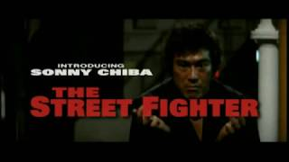 The Street Fighter  Trailer