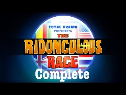Ridonculous Race (Complete Season 1)