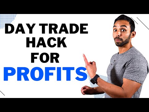 A Life Hack To Make Day Trading EASY - Key To Profits