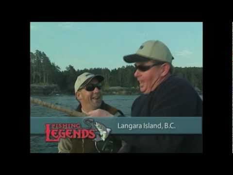 Langara Island B.C. Chinook (King) Salmon Fishing - Queen Charlotte Islands & Prince Rupert