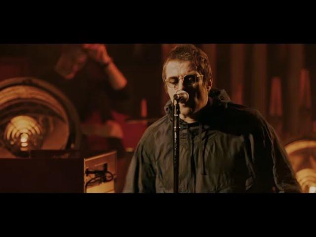 Liam Gallagher - Gone (MTV Unplugged)