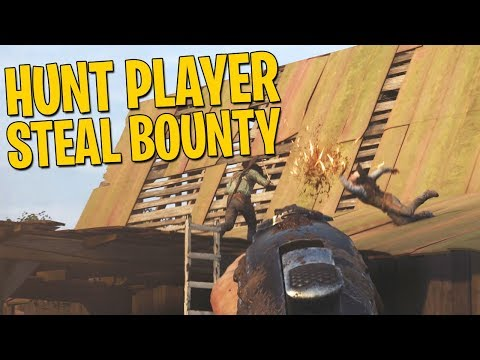 Hunt Players Steal Bounty - Hunt Showdown with DarkLiberatorZone