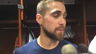 VIDEO: Ender Inciarte on his 2 homers in win at Coors Field thumbnail