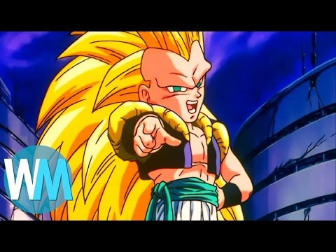 Top 10 des meilleures transformations de Dragon Ball Z