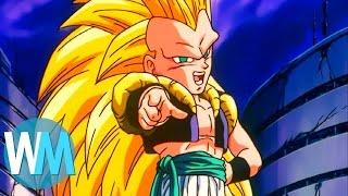 Top 10 des meilleures transformations de Dragon Ball Z