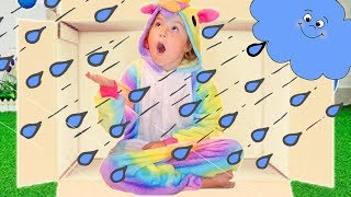 Rain Rain Go Away | Animali filastrocche canzoni per bambini
