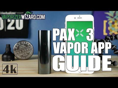 PAX 3 Vapor App Guide + Games! [4k Video] – VaporizerWizard.com