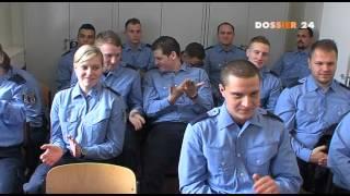 Traumberuf Polizist - Ausbildung an der Polizeischule - Teil 2 (Dossier 24)
