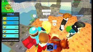 SkyWars |Teaming up with adventureking723 | Roblox
