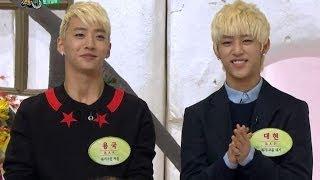 【TVPP】Yongguk, Daehyun(B.A.P) - Busan Wonbin(?) Daehyun, 용국, 대현(비에이피) - 부산 원빈(?) 대현 @ Three Turns