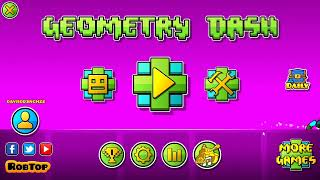 ¡Practicando Geometry Dash En Directo! #3 level request | Daviiddsnchzz