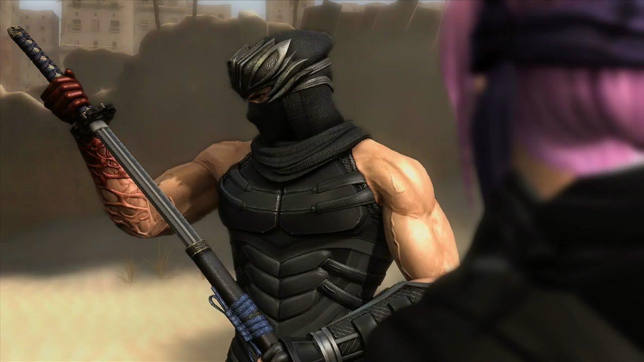 Ninja Gaiden 3 Razor S Edge Day 2 Ryu Hayabusa Walkthrough