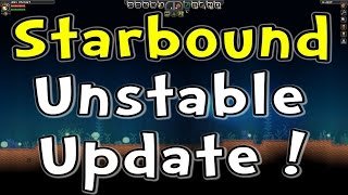 Starbound Unstable Update is Here!