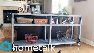 EASY Sofa Table- Save money by…