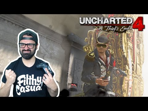 Uncharted 4 MP Friday Fan Loadout #36 Potato King of the Hill