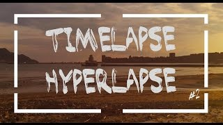 Ep#1 Timelapse & Hyperlapse  |  DJI osmo mobile + Iphone 6 cinematic footage
