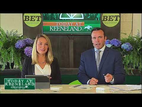 Keeneland Live Stream