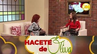 Silvia Montanari en Hacete de Oliva - programa 245