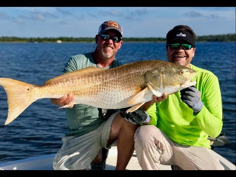 Pamlico Bull Red Drum - Carolina ALL OUT | S-2/ Ep13