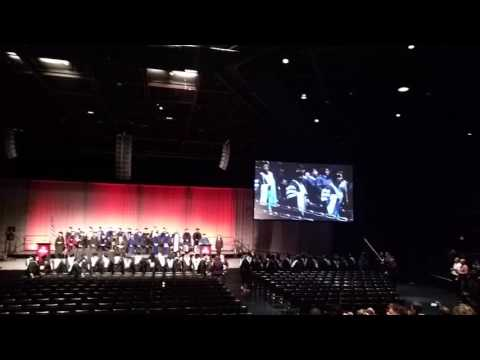 Shalamar's Graduation Ceremony from Capella University
