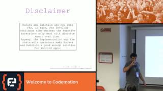 Functional Reactive Programming with Kotlin on Android - Giorgio Natili - Codemotion Milan 2016