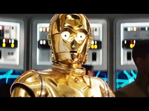 New Movie Releases- The Last Jedi Trailer International 2017