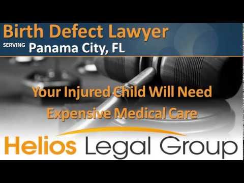 Panama City Birth Defect Lawyer & Attorney - Florida