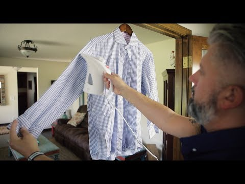 Iron or Steamer What's Best - How to Dress Better in Your 40's