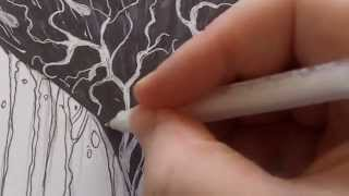 How To Draw A Demon Heart