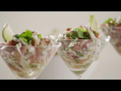 How to Make Crab Ceviche   Ceviche Recipe   Allrecipes.com