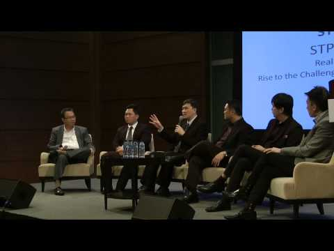 STProperty Forum 2014 - Panel Discussion