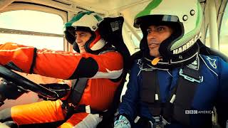 Top Gear Ep 4 Trailer | Racing at NASA | Sundays 8/7 on BBC America