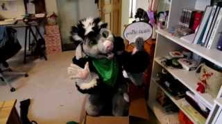 Mischief Makers Fursuit Unboxing - Edward The Poodle