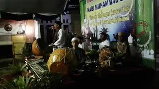 Ustadz Aswan Faisal x Marawis Arrohman - Isyfa lana ya rosulullah
