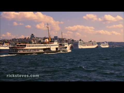 Istanbul, Turkey: Golden Horn and Bosphorus