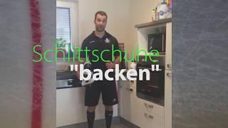 Schlittschuhe Backen/ Skate Bake