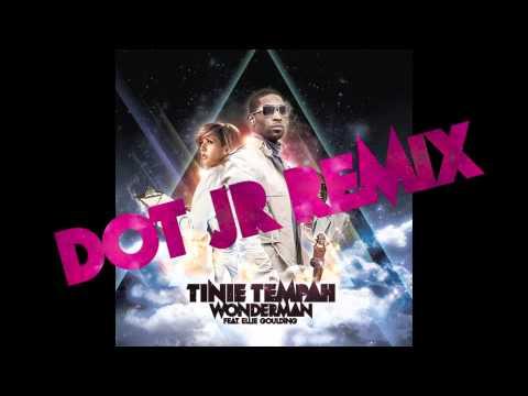 Tinie Tempah | Tinie Tempah - Wonderman (Dot JR Remix) [Audio]
